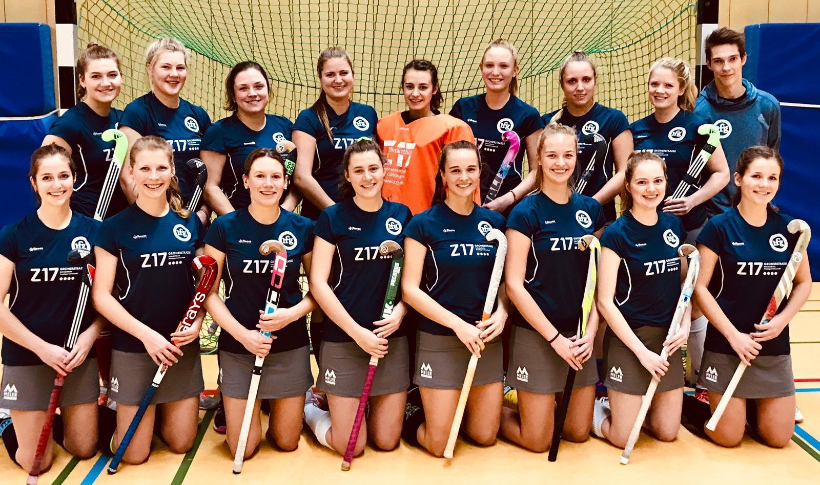 Damenmannschaft HC Göttingen